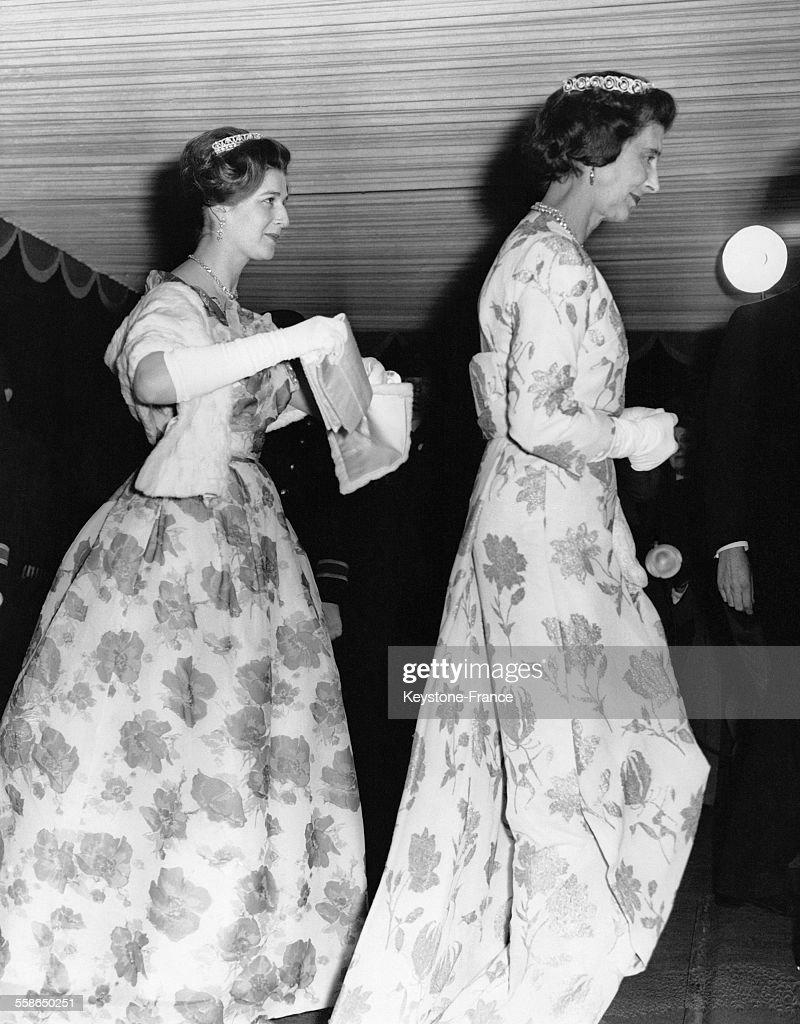 La Duchesse De Kent Et Sa Fille : News Photo