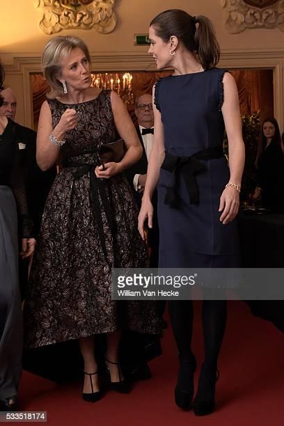 - La Princesse Astrid et la Princesse Charlotte Casiraghi de Monaco assistent au Dîner de Gala organisé par l'Association FXB International . Fondée...