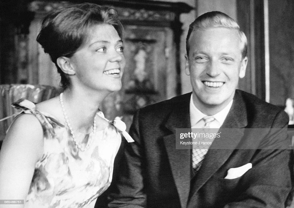 Birgitta de Suède et Johann de Hohenzollern : News Photo