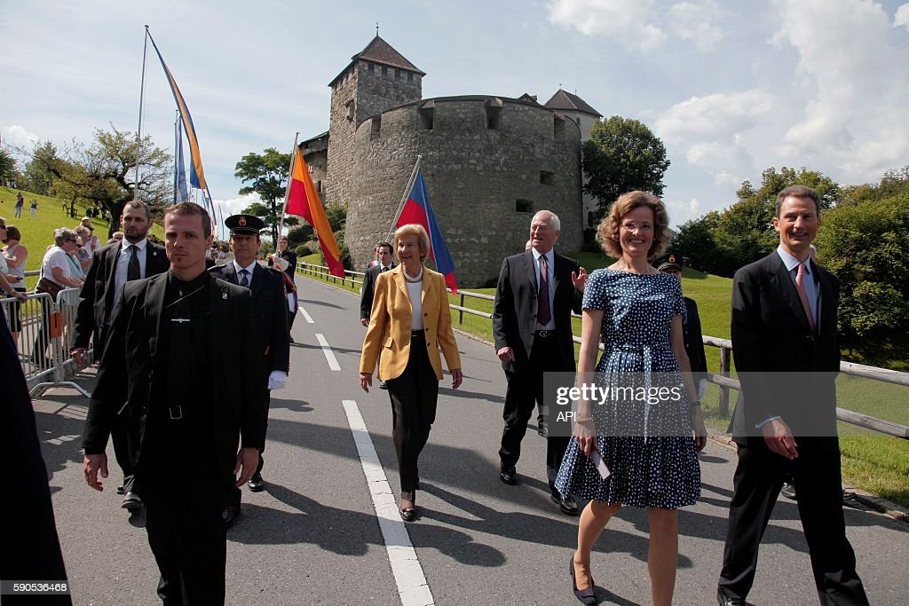 Fête Nationale du Liechtenstein : News Photo