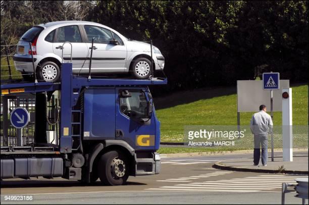 La production de vehicules C1 et C3 pourrait etre paralyse.