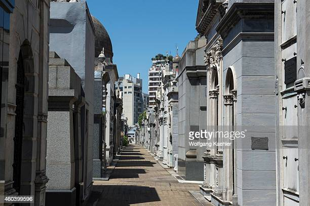 La Recoleta Cemetery a cemetery located in the Recoleta neighbourhood of Buenos Aires in Argentina It contains the graves including Eva Perón...