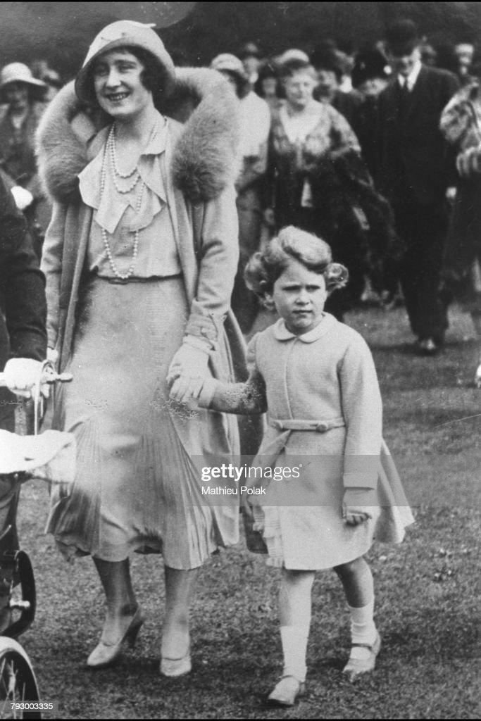 Archives sur la Reine mère : News Photo