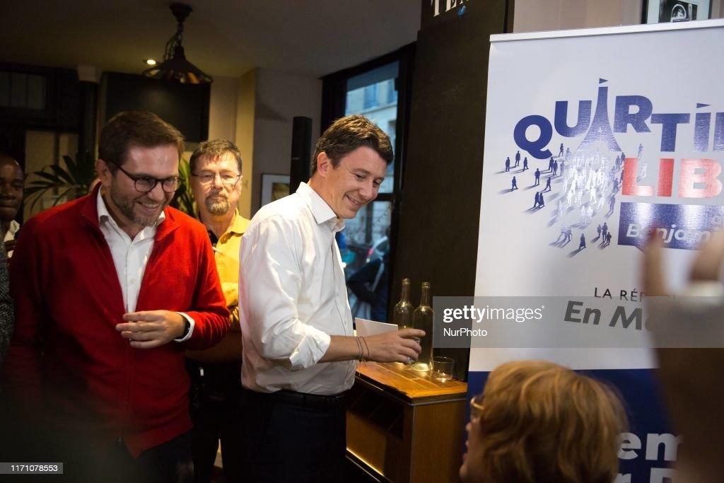 La Republique En Marche Candidate For The Paris 2020 Mayoral