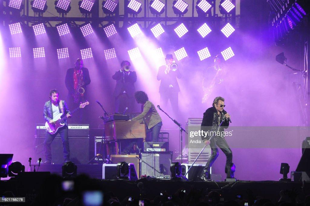 Les Francofolies 2015, annual music festival. : News Photo
