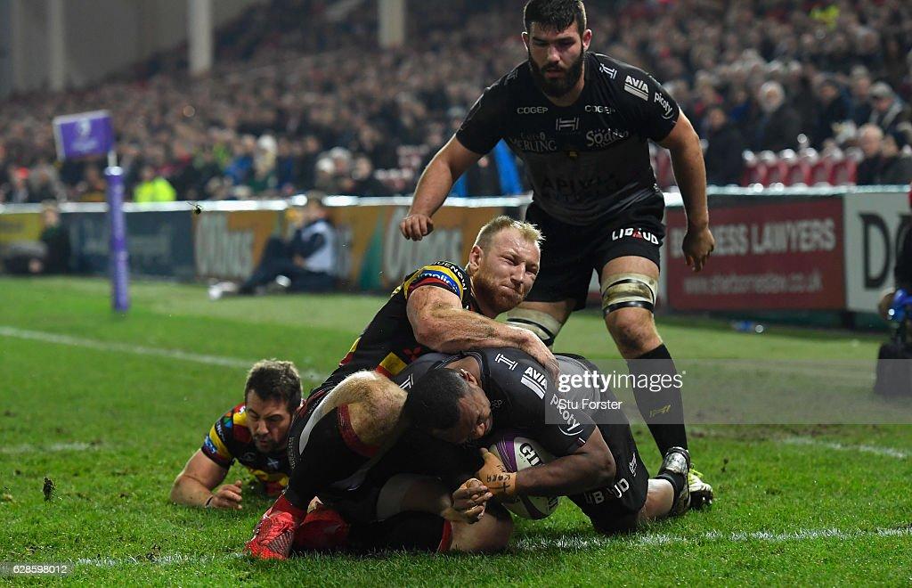 Gloucester Rugby v La Rochelle - European Rugby Challenge Cup : ニュース写真