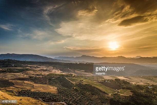 La Ronda Andalusien, Spanien