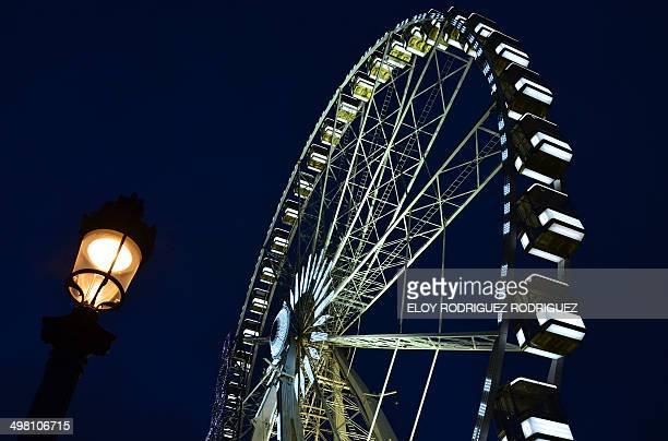 CONTENT] La Roue Roue de Paris Place de la Concorde Paris