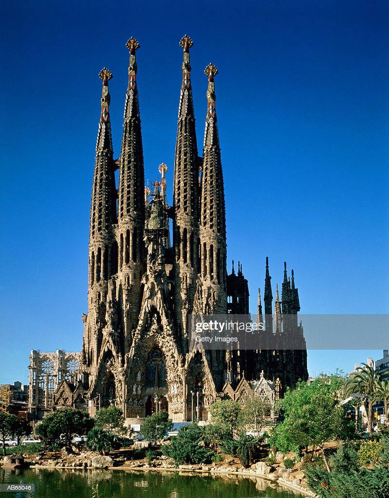 La sagrada familia barcelona spain stock photo getty images for La sagrada familia barcelona spain
