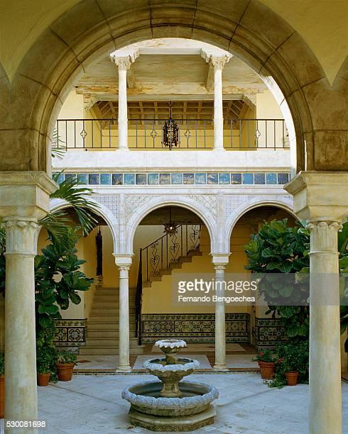 La Salona: Courtyard