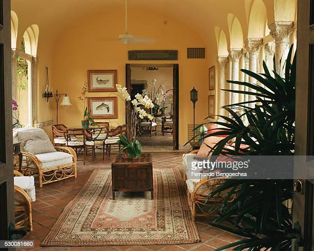 La Salona: Sitting Room