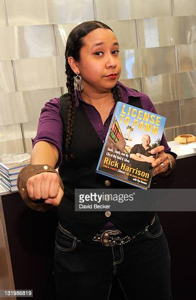 La Santa Cecilia attend the 12th Annual Latin GRAMMY Awards Gift Lounge Day 2 held at the Mandalay Bay Events Center on November 9 2011 in Las Vegas...