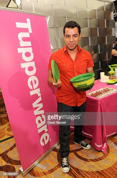 La Santa Cecilia attends the 12th Annual Latin GRAMMY Awards Gift Lounge Day 2 held at the Mandalay Bay Events Center on November 9 2011 in Las Vegas...