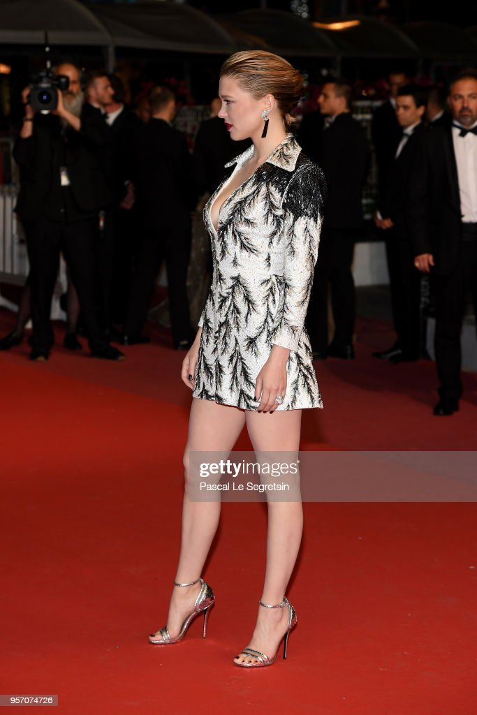 """Cold War (Zimna Wojna)"" Red Carpet Arrivals - The 71st Annual Cannes Film Festival : News Photo"