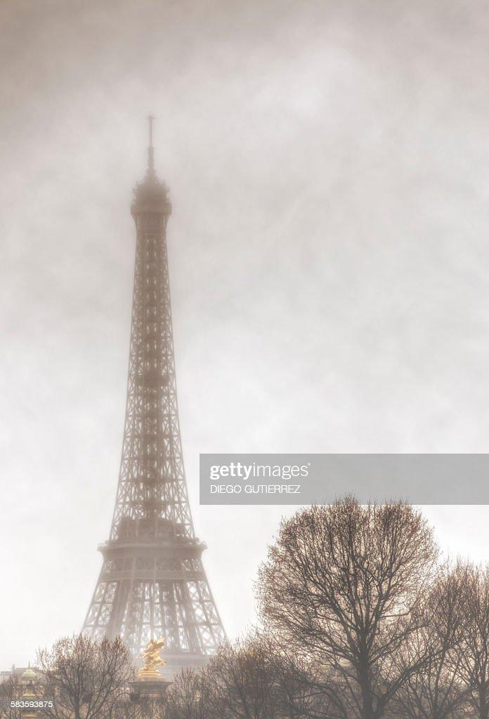La Tour Eiffel : Stock Photo