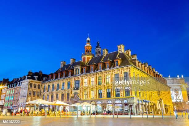 La Vieille Bourse - Lille, France