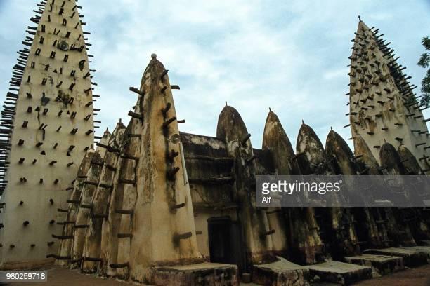 La Vieille Mosqueé in Bobo-Dioulasso, Burkina Faso