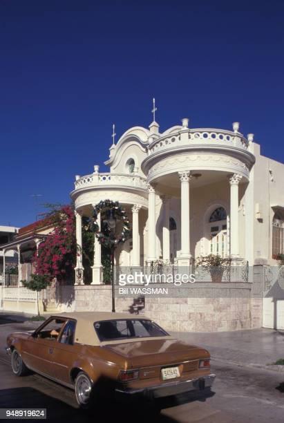 La villa Monsanto à Ponce en janvier 1994 Porto Rico