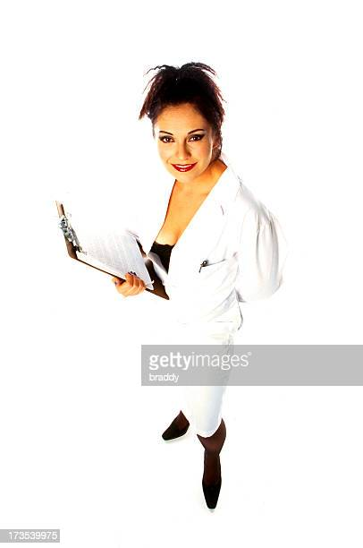 lab - naughty nurse images stock photos and pictures
