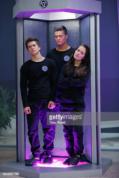 leo from lab rats 画像と写真 getty images
