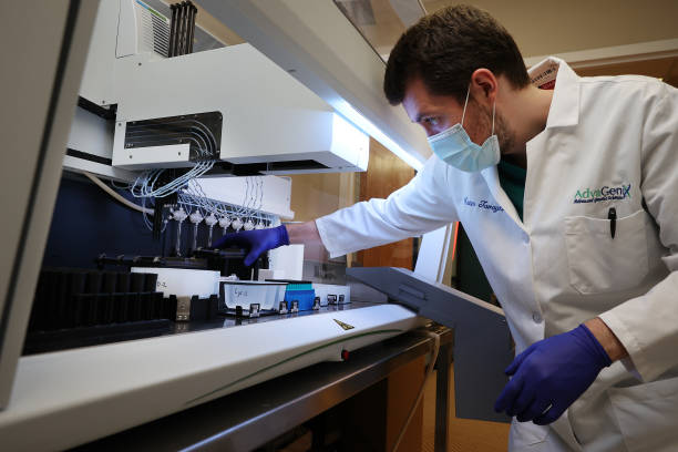 MD: Genetics Lab Processes Coronavirus Tests In Maryland