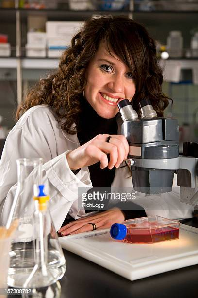 lab worker - rich_legg stock photos and pictures