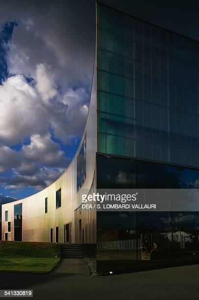 Laban Dance Centre designed by Herzog De Meuron London England United Kingdom