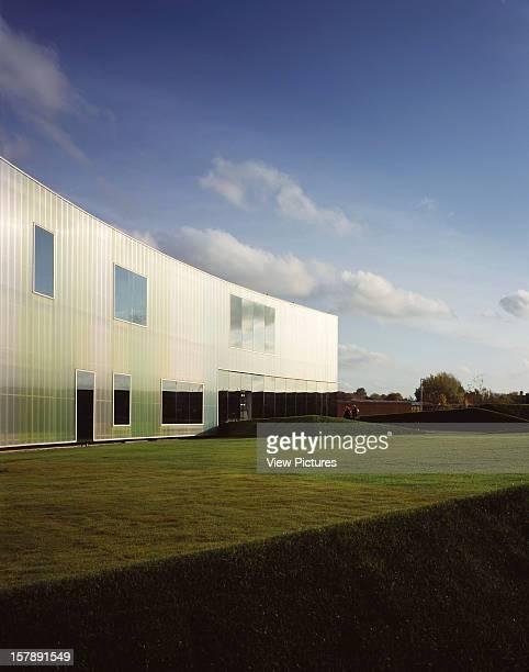 Laban Dance Centre London United Kingdom Architect Herzog De Meuron Laban Dance Centre Exterior