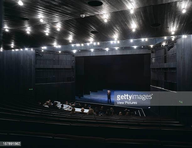 Laban Dance Centre London United Kingdom Architect Herzog De Meuron Laban Dance Centre Theatre