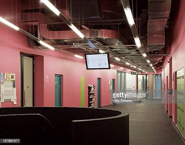 Laban Dance Centre London United Kingdom Architect Herzog De Meuron Laban Dance Centre 2Nd Floor