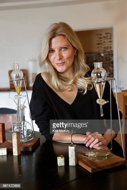 LAbased artisanal fragrance artist Haley Alexander Van Oosten has created her first home ambiance diffuser and signature scent for her brand L'oeil...