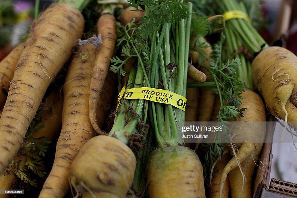 Broad Federal Farm Bill With Implications Across US Food Spectrum Debated In Washington : News Photo