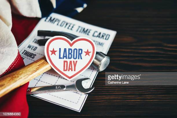 labor day in america - dia do trabalhador - fotografias e filmes do acervo