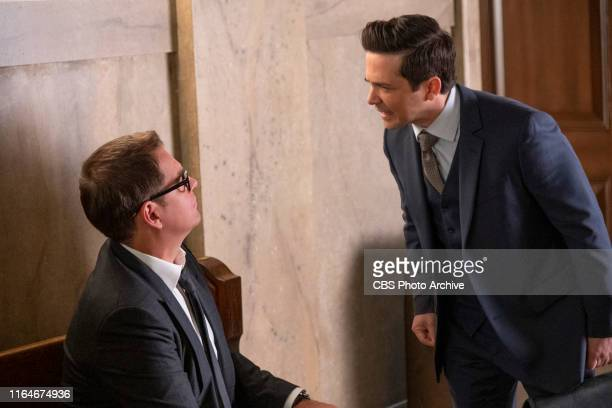 Labor Days As Bull prepares for impending fatherhood at home his work at TAC suffers without his top attorney Benny who quit the company in reaction...