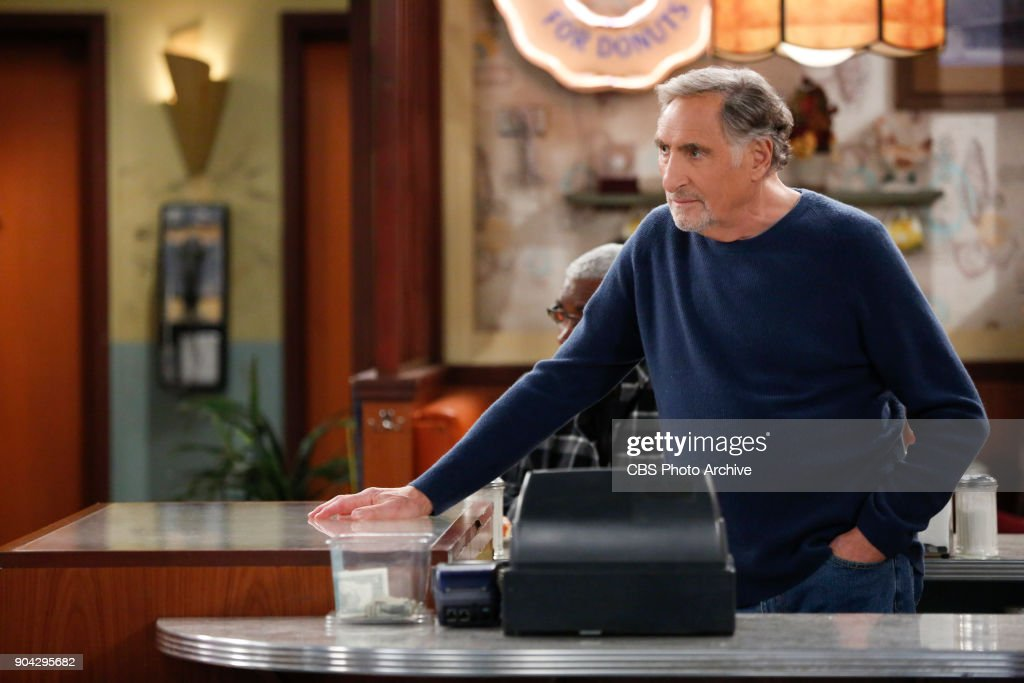 'Labor Pains' -- Faced with art school expenses, Franco gives Sweatpants a choice: Find a job to help pay their rent or find a new place to live. Also, Tush and Fawz go to great lengths to help Randy build a social media presence that will inspire envy in her ex, on SUPERIOR DONUTS, Monday, Jan. 22 (9:00-9:30 PM, ET/PT), on the CBS Television Network. Pictured: Judd Hirsch as Arthur