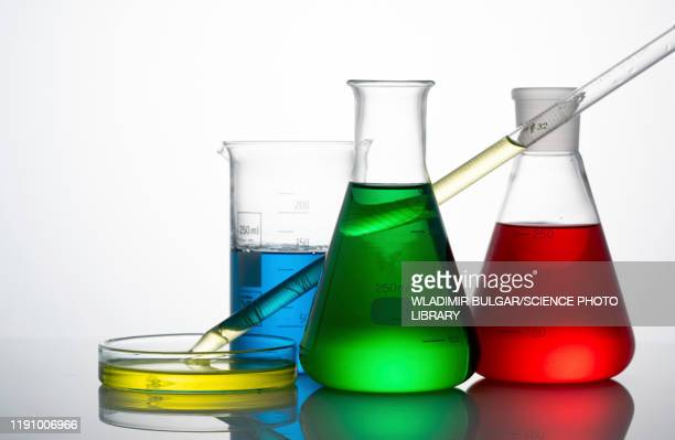 laboratory glassware - laboratory glassware stock pictures, royalty-free photos & images