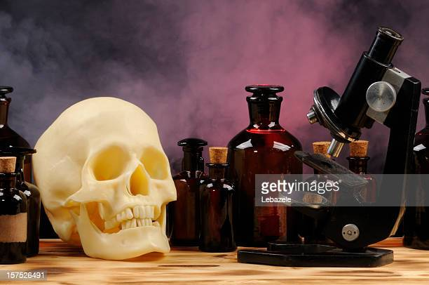 laboratory - frankenstein stock pictures, royalty-free photos & images