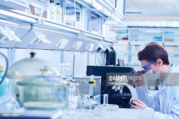 Laboratório de Investigação