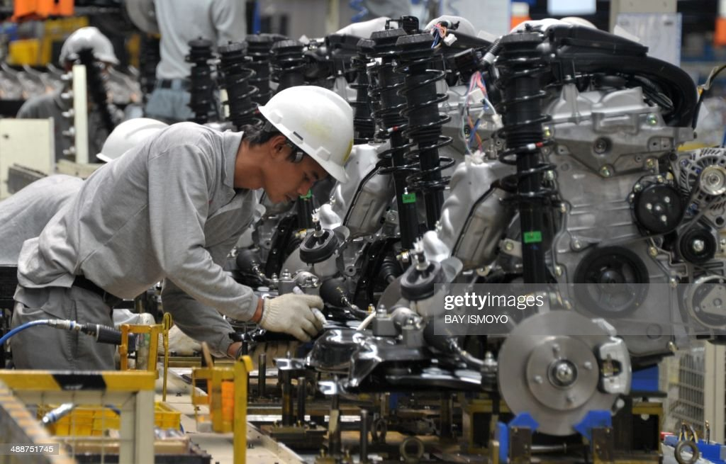 INDONESIA-BUSINESS-AUTO : News Photo