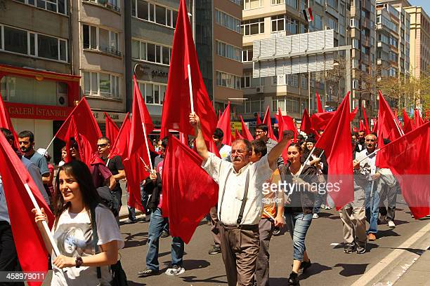 labour day - may day international workers day stockfoto's en -beelden