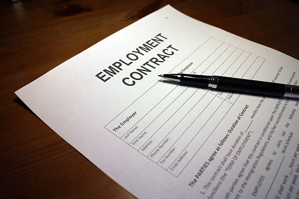 Free employment contract Images, Pictures, and Royalty-Free Stock ...