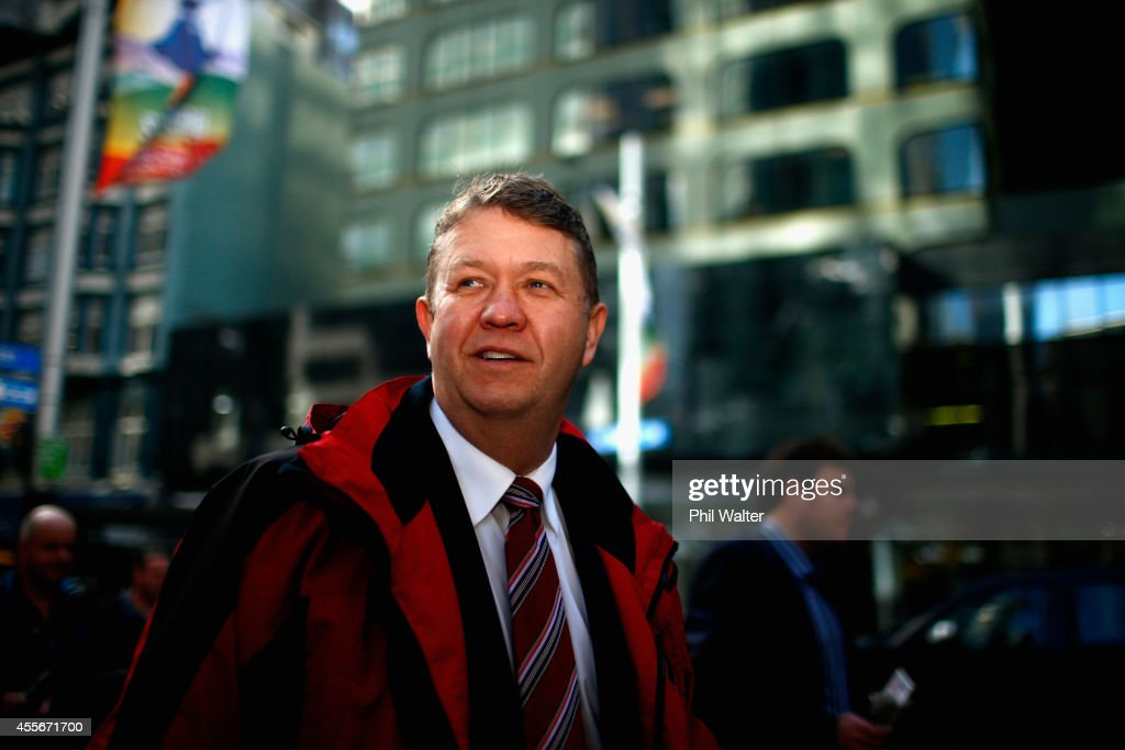 Labour Leader David Cunliffe Campaigns In Auckland
