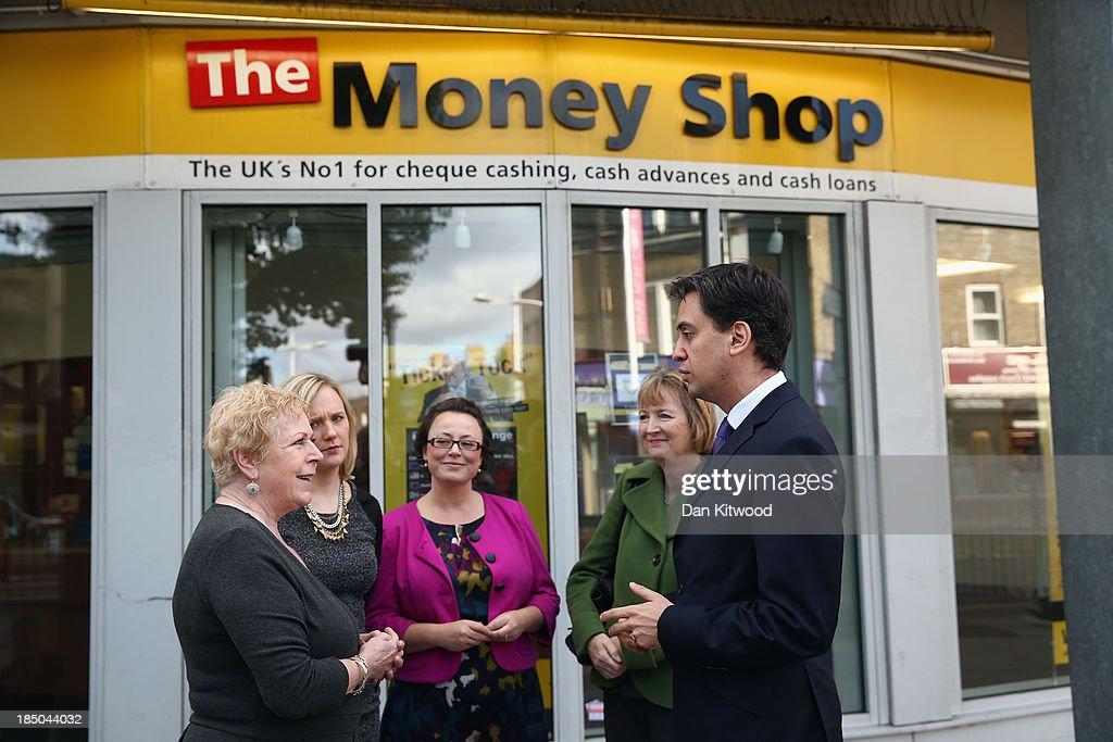 Ed Miliband Plans To Tax Payday Lender Profits