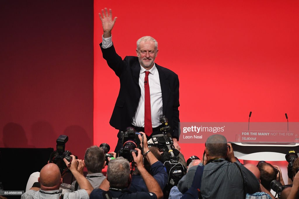 Labour Party Conference 2017- Day Four : News Photo