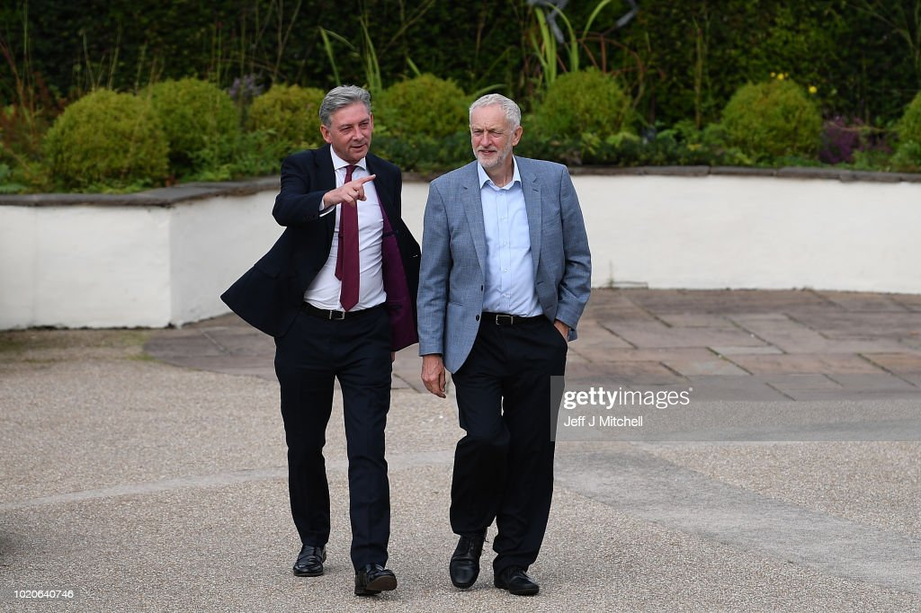Jeremy Corbyn Meets Labour Candidates Hoping To Target Westminster Constituencies