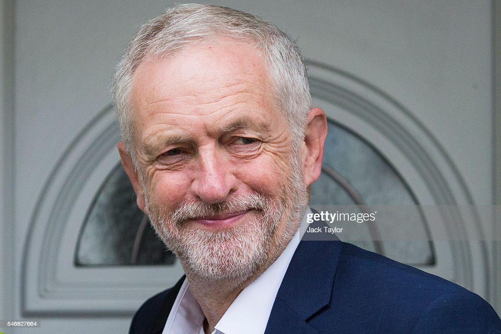 Jeremy Corbyn Continues As Leader Of The Labour Party