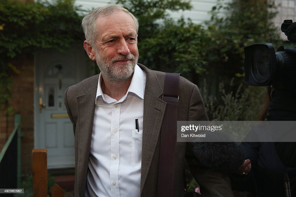 Jeremy Corbyn Faces His Second Prime Ministers Questions