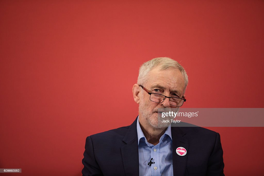 Jeremy Corbyn Speaks On Human Rights Day