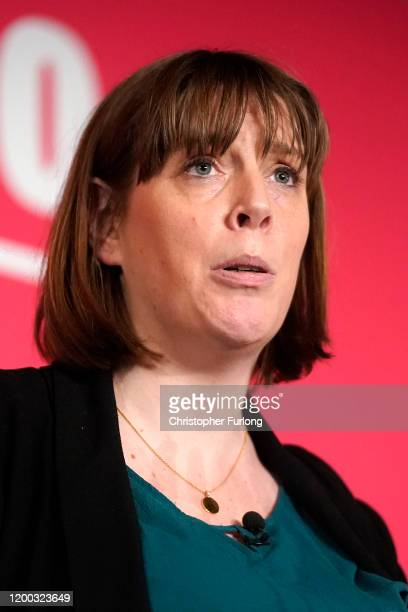 Labour MP Jess Phillips takes part in the first party leadership hustings at the ACC Liverpool on January 18 2020 in Liverpool England Five...
