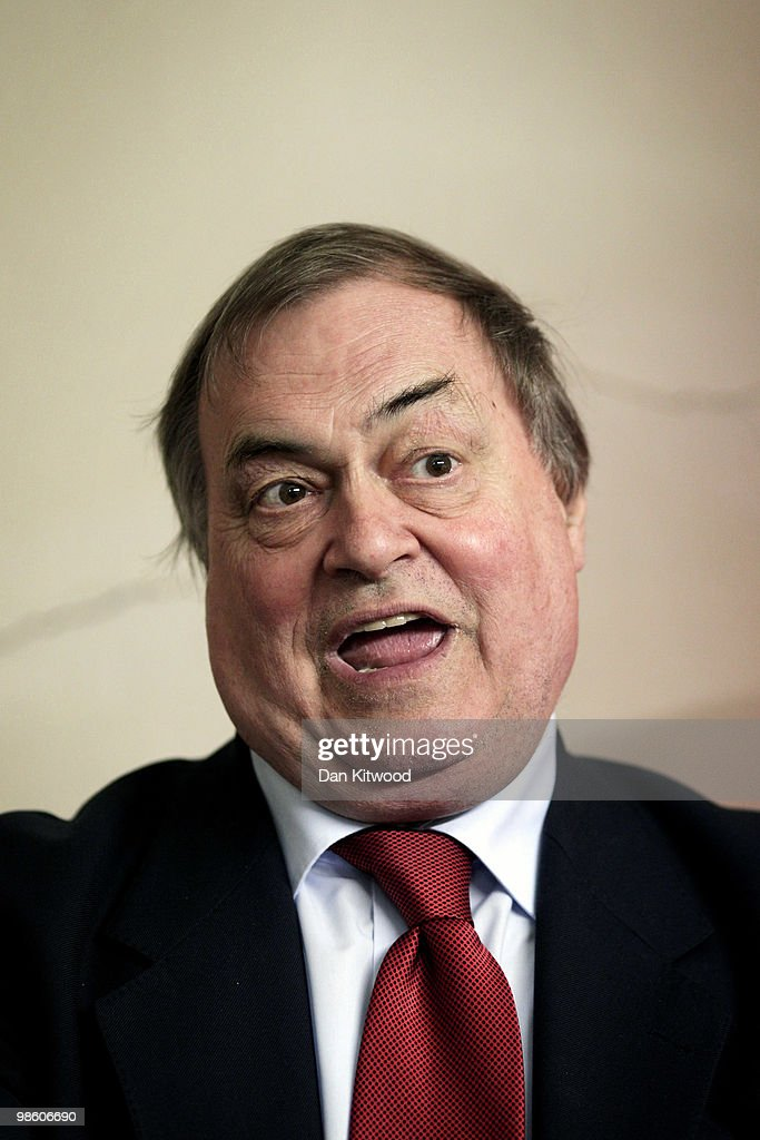 John Prescott Campaigns In London